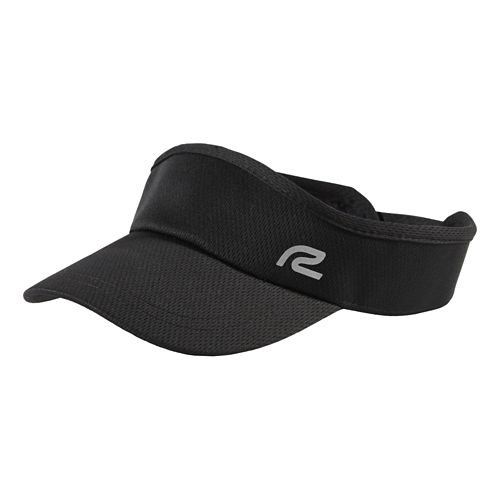 Womens R-Gear Daily Dash Visor Headwear - Black