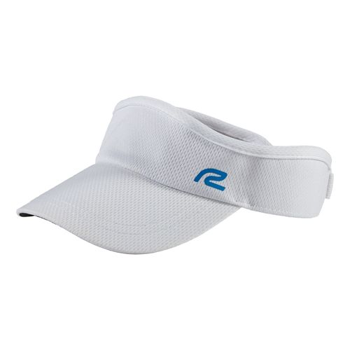 Womens R-Gear Daily Dash Visor Headwear - White