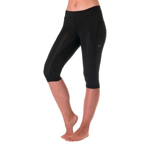 Womens Skirt Sports Redemption Knickers Capris Tights - Black XS