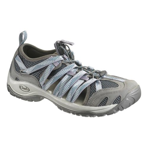 Womens Chaco Outcross Pro Lace Hiking Shoe - Jasper 8.5