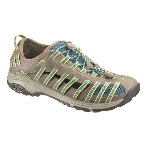 Womens Chaco Outcross Evo 2 Hiking Shoe - Jasper 7.5