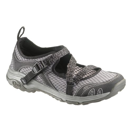 Womens Chaco Outcross EVO MJ Hiking Shoe - Black 10.5
