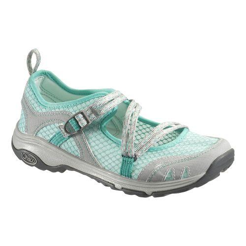 Womens Chaco Outcross Evo MJ Hiking Shoe - Misty Jade 8.5