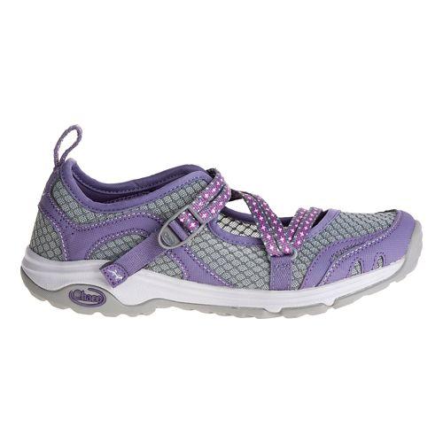 Womens Chaco Outcross EVO MJ Hiking Shoe - Quinto Plum 7.5