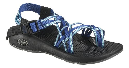 Womens Chaco ZX3 Yampa Sandals Shoe - Sand Dune Blue 5