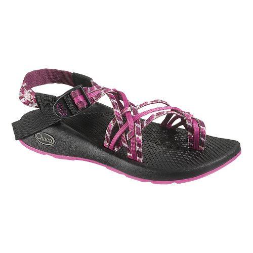 Womens Chaco ZX3 Yampa Sandals Shoe - Clashing 7