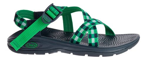 Womens Chaco Z/Volv Sandals Shoe - Picnic Green 10