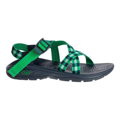 Womens Chaco Z/Volv Sandals Shoe - Picnic Green 8