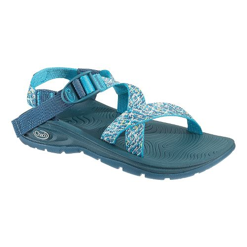 Womens Chaco Z/Volv Sandals Shoe - Electric 7