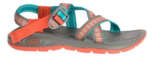 Womens Chaco Z/Volv Sandals Shoe - Camino Orange 8