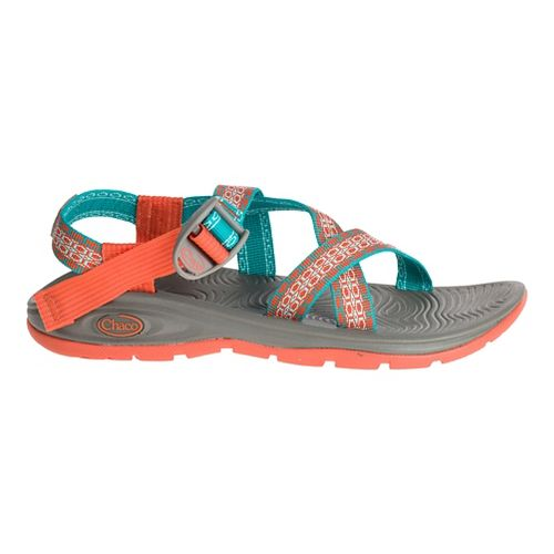 Womens Chaco Z/Volv Sandals Shoe - Camino Orange 10