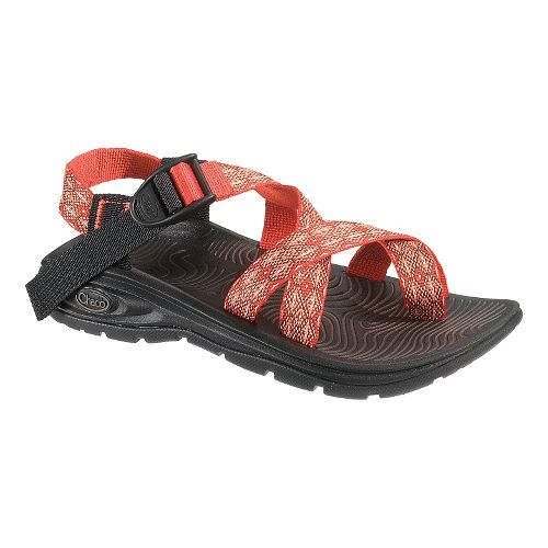 Womens Chaco Z/Volv 2 Sandals Shoe - Textile 10