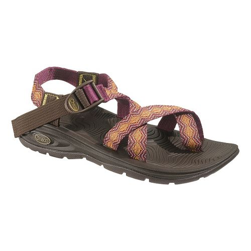 Womens Chaco Z/Volv 2 Sandals Shoe - Diamonds Waves 9
