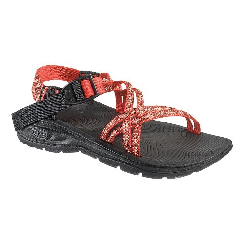Womens Chaco Z/Volv X Sandals Shoe - Textile 10