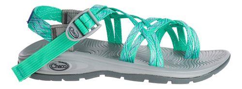 Womens Chaco Z/Volv X2 Sandals Shoe - Monte Mint 9
