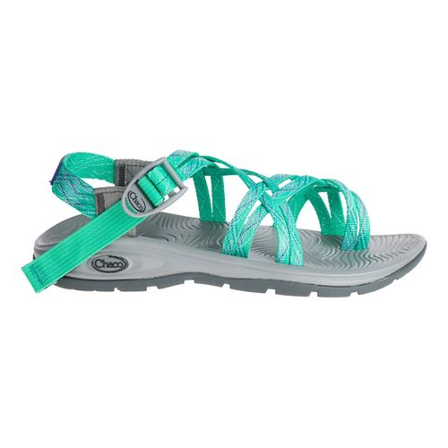 Womens Chaco Z/Volv X2 Sandals Shoe - Monte Mint 10