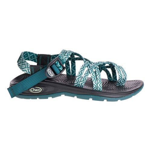 Womens Chaco Z/Volv X2 Sandals Shoe - Featoon Teal 10