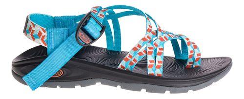 Womens Chaco Z/Volv X2 Sandals Shoe - Prism Cyan 6