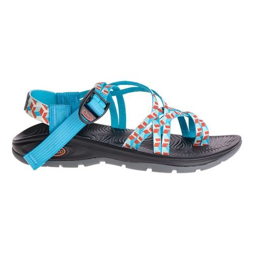 Womens Chaco Z/Volv X2 Sandals Shoe - Prism Cyan 6
