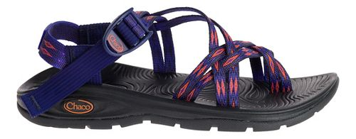 Womens Chaco Z/Volv X2 Sandals Shoe - Volcanic Blue 9
