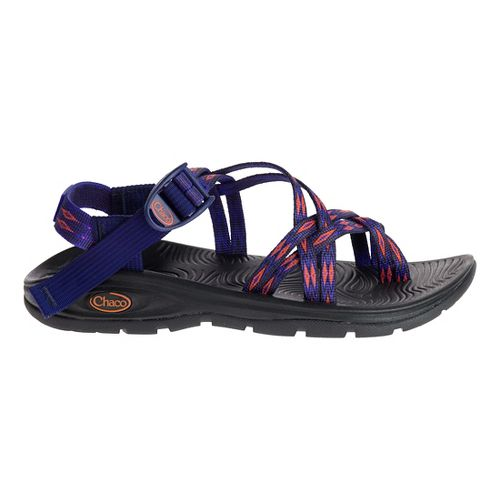Womens Chaco Z/Volv X2 Sandals Shoe - Volcanic Blue 5
