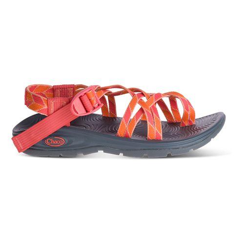 Womens Chaco Z/Volv X2 Sandals Shoe - Verdure Peach 10
