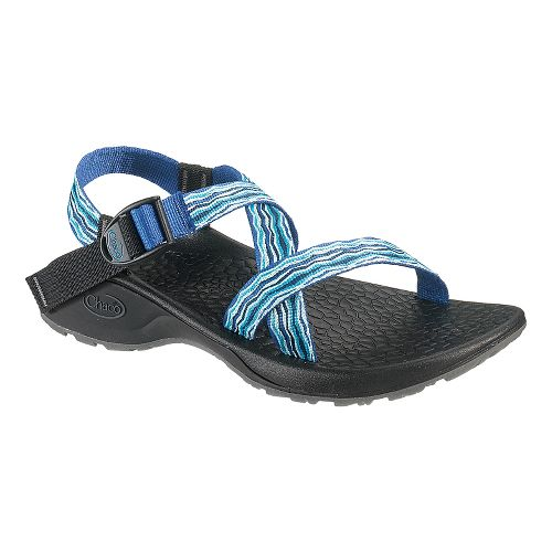Womens Chaco Updraft Ecotread Sandals Shoe - Sand Dune Blue 6