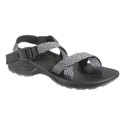 Womens Chaco Updraft Ecotread 2 Sandals Shoe - Black Waves 8