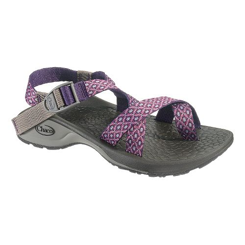 Womens Chaco Updraft Ecotread 2 Sandals Shoe - Violet Rows 8