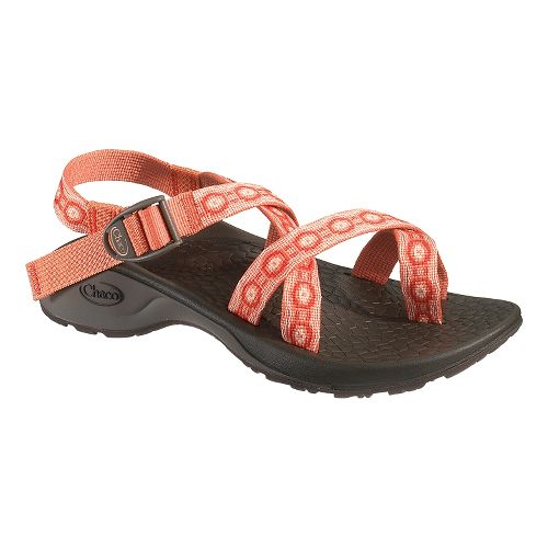 Womens Chaco Updraft Ecotread 2 Sandals Shoe - Coral Crops 8