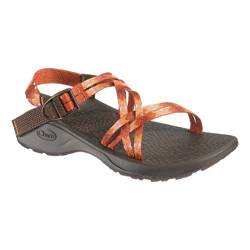 Womens Chaco Updraft Ecotread X Sandals Shoe - Quilted Fiesta 6