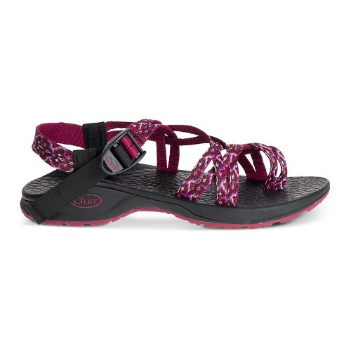 Womens Chaco Updraft EcoTread X2 Sandals Shoe - Bombina Beet 11