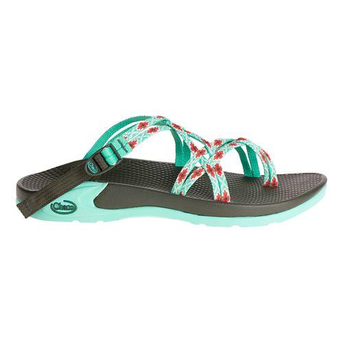 Womens Chaco Zong X Sandals Shoe - Desert Mosaic 5