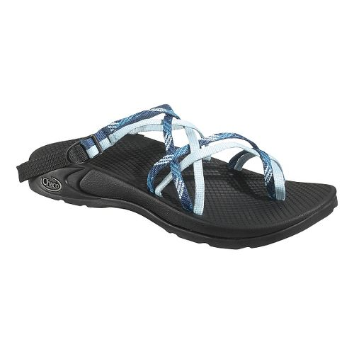 Womens Chaco Zong X Sandals Shoe - Overlayed 9