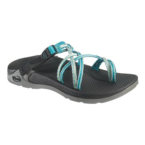 Womens Chaco Zong X Sandals Shoe - Waves 10