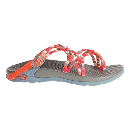 Womens Chaco Zong X Sandals Shoe - Banded Tangerine 10