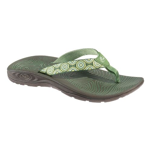 Womens Chaco Z/Volv Flip Sandals Shoe - Water Lilly 5