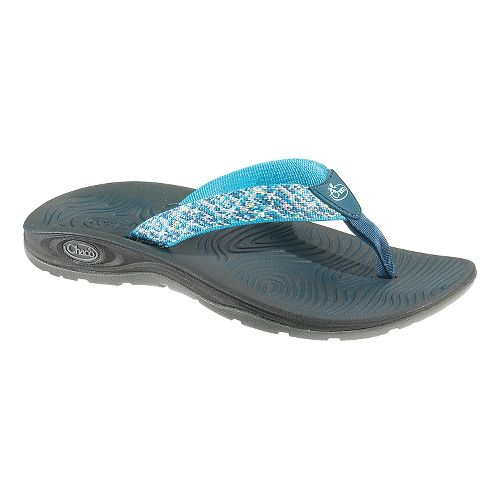 Womens Chaco Z/Volv Flip Sandals Shoe - Electric 8