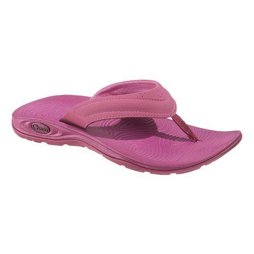 Womens Chaco Z/Volv Flip Synth Sandals Shoe - Violet Quartz 7