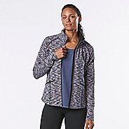 Womens R-Gear Smooth Transition Lightweight Jackets - Black/Storm Blue XS