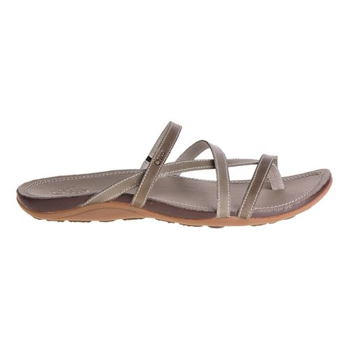 Womens Chaco Cordova Sandals Shoe - Fossil 9