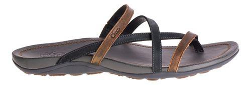 Womens Chaco Cordova Sandals Shoe - Carmel Cafe 10
