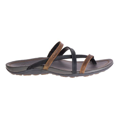 Womens Chaco Cordova Sandals Shoe - Carmel Cafe 10