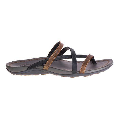 Womens Chaco Cordova Sandals Shoe - Carmel Cafe 11