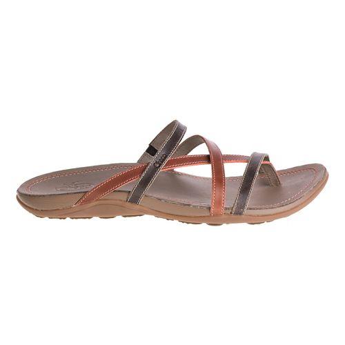 Womens Chaco Cordova Sandals Shoe - Rust/Copper 5