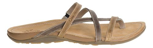 Womens Chaco Cordova Sandals Shoe - Caribou 9
