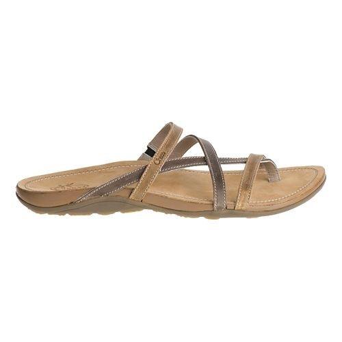 Womens Chaco Cordova Sandals Shoe - Caribou 5