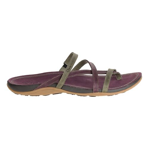 Womens Chaco Cordova Sandals Shoe - Olive 8