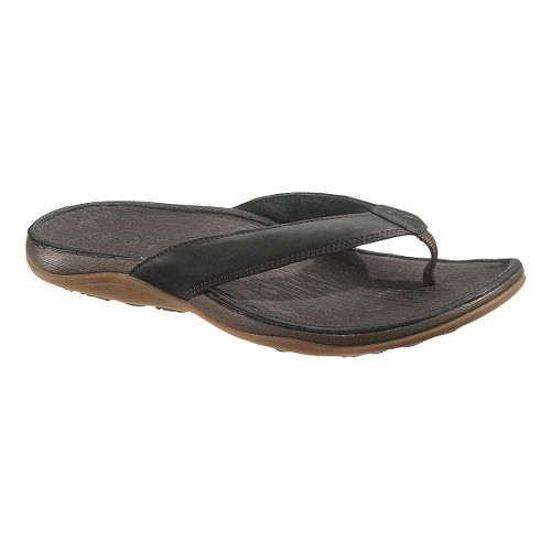 Womens Chaco Sol Sandals Shoe - Black 10