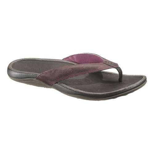 Womens Chaco Sol Sandals Shoe - Violet Quartz 8